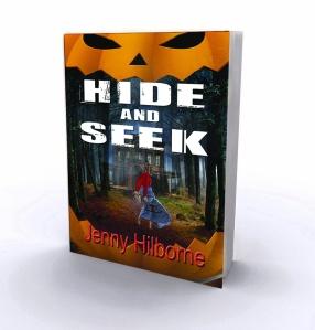 HIDE AND SEEK 3-D book