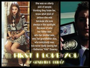 3 Genevieve An Excerpt from First, I Love You