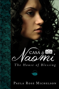 Casa de Naomi Book Two - Jacket SM