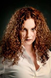 Sara Serious Author color