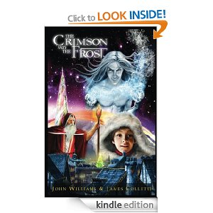 cover Crimson and Frost