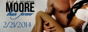 Moore than Forever Release Date Banner